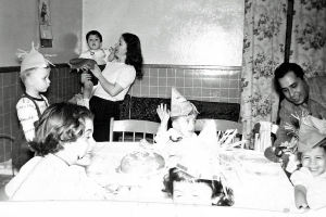 PA Duryea 1950s DeBiasi Birthday Party