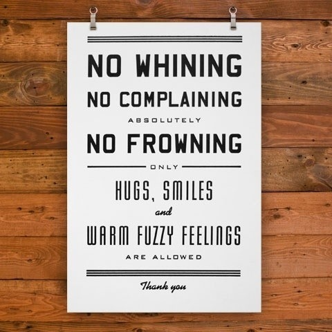 no+whining